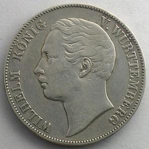 Vereinstaler   1864    TB+