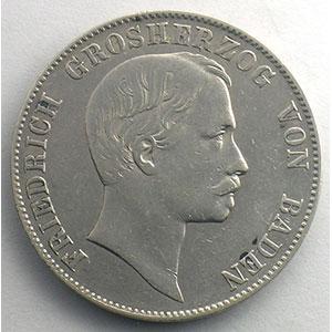 Vereinstaler   1865    TB+