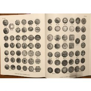WEILLER Raymond   Jetons luxembourgeois modernes: Documents socio-culturels des XIXe - XXe siècles